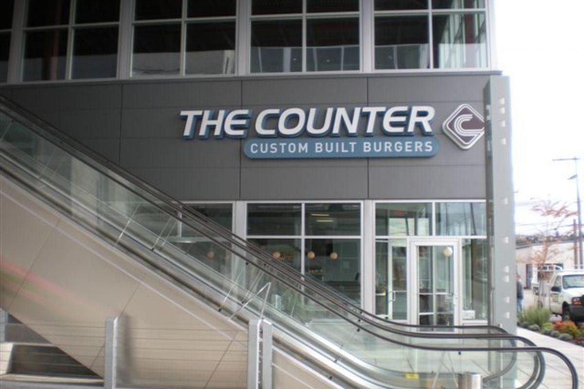 the counter burger 2